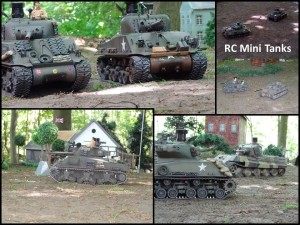 mini-tanks