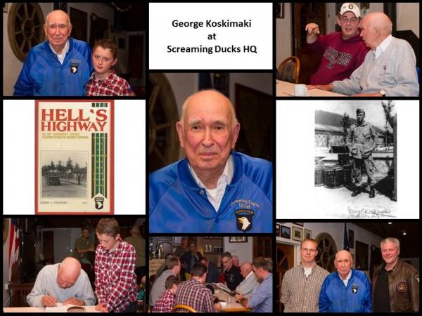 George Koskimaki compilatie